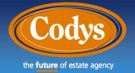 Codys Estate Agents & Lettings, Hull branch logo