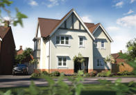4 bed new house for sale in Abbotsham Road, Bideford...
