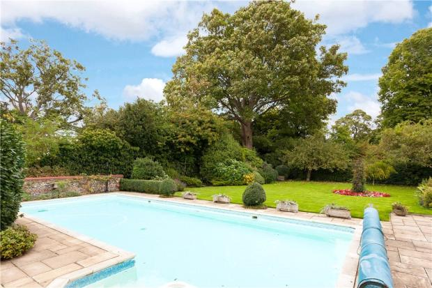 4 bedroom detached house for sale in ad burton lane monks risborough buckinghamshire hp27 hp27 for Swimming pools buckinghamshire