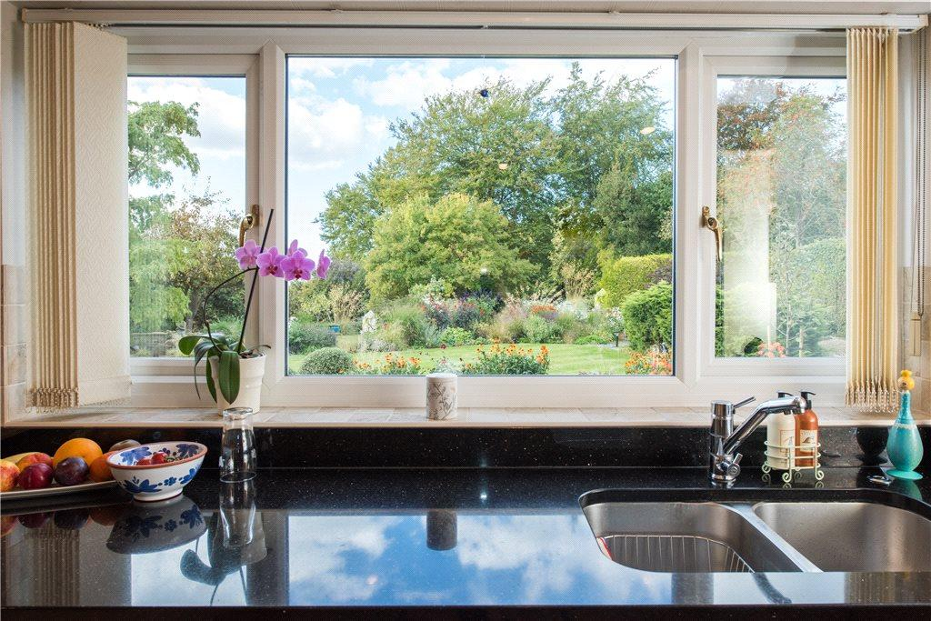 Kitchen and Views