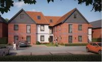 2 bed new Apartment in Rockingham Road, Newbury...