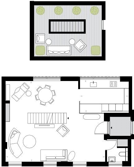 Floorplan Upperlevel
