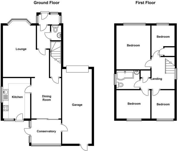 Whitebeam Floorplan.