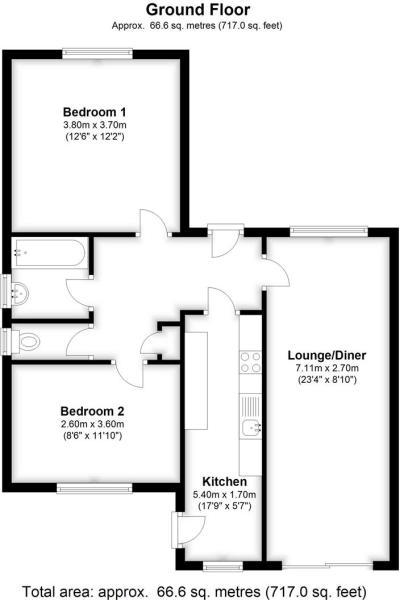 Floorplan. 18 Westwa