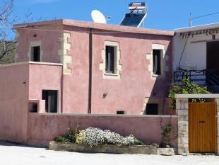 Detached Villa in Kalamitsi, Chania, Crete
