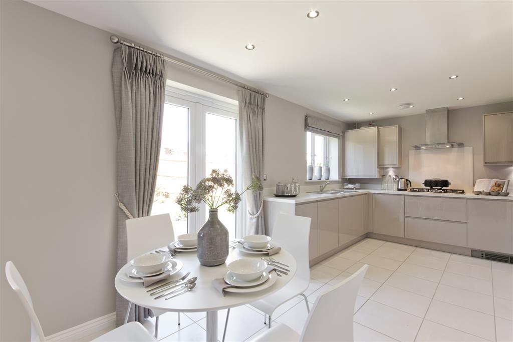 Image from Hadleigh showhome at Annandale Park