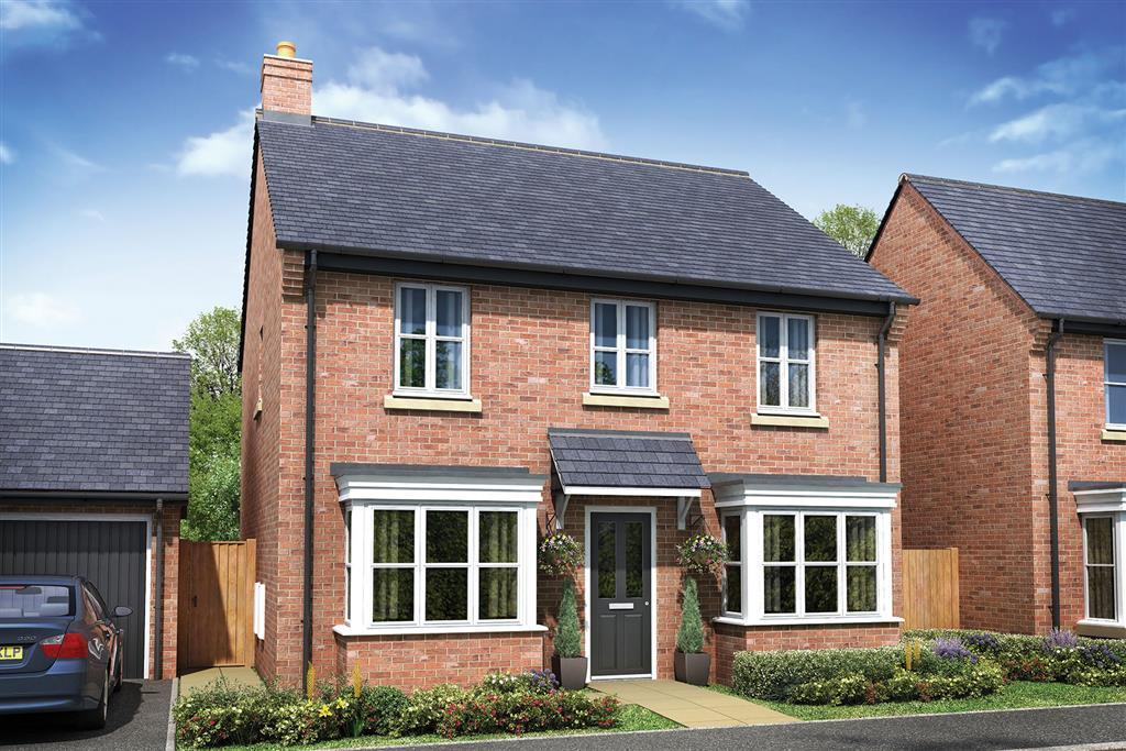 A typical Taylor Wimpey property.