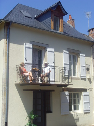 4 bed semi detached house in Limousin, Corr�ze...