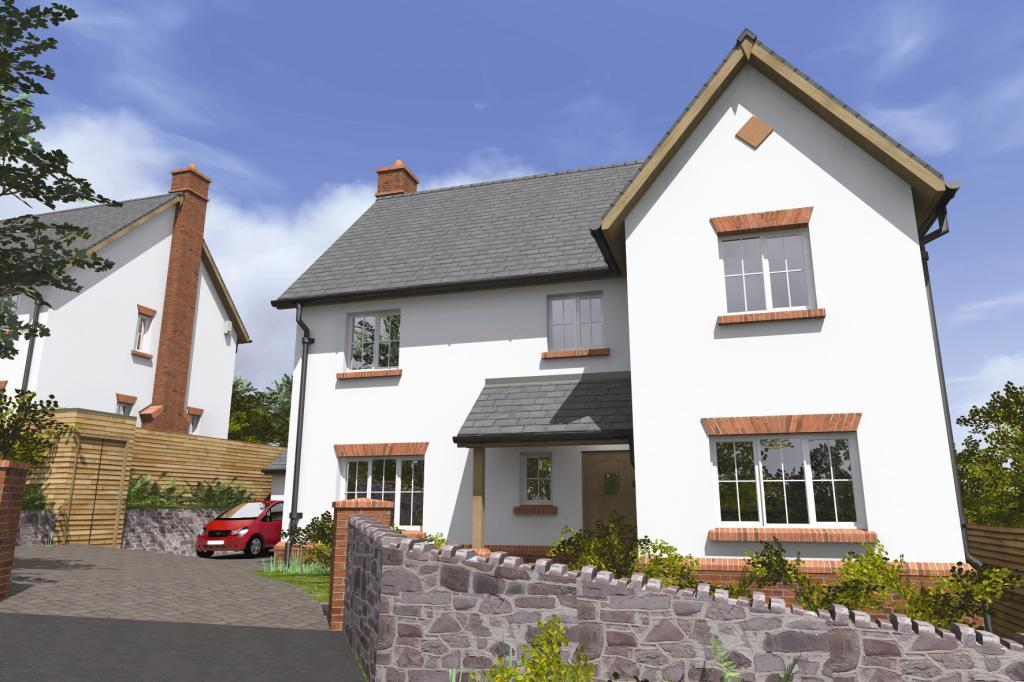 4 Bedroom Detached House For Sale In Moorhayes De Tracey