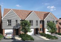 3 bed new home in Lewes Road...