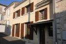 Town House in Jarnac, Charente, France