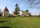 8 bed Gite for sale in Chalais, Charente, France