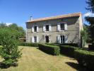 Sauze-Vaussais Stone House for sale