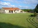 Stone House in St Claud, Charente for sale