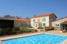 Stone House in Lupsault, Charente for sale
