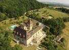 Castle in Beauville for sale
