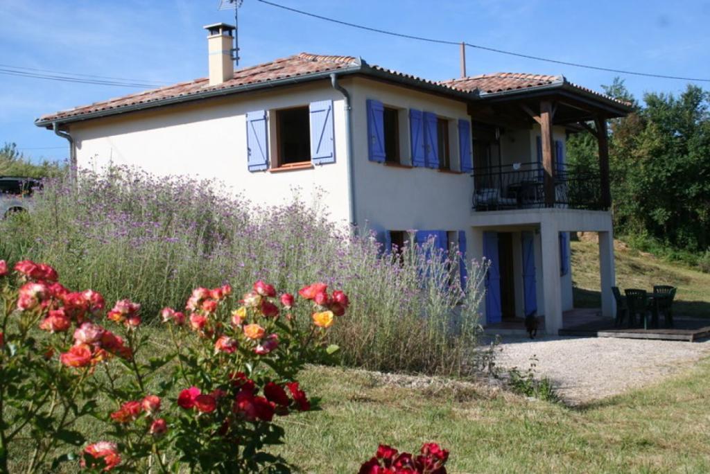 Villa in Aurignac, Midi-Pyrenees...