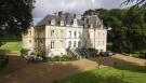 Castle in Tours, Indre-et-loire...