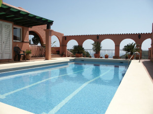 5 bedroom Detached Villa in Andalusia, Almer�a...