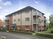 2 bedroom new Apartment for sale in Cotton Lane, Stone...