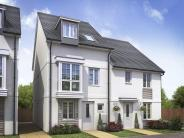 3 bed new house for sale in Old Rydon Ley, Exeter...