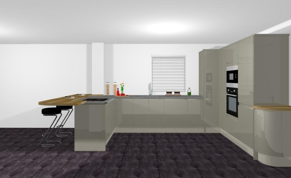 CGI Of Proposed Kitc