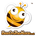 BeeOnTheMove.co.uk, BeeOnTheMove Ltd branch logo