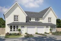 3 bed new home for sale in Dalhousie Road, Dalkeith...