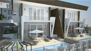 Bodrum new house