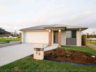 4 bed new home in 19 Ribbonwood Street...