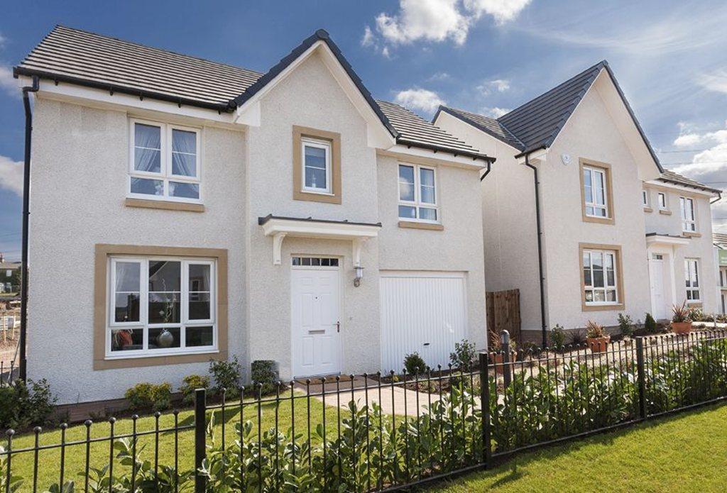4 bedroom detached house for sale in burdiehouse road