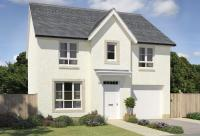 4 bed new home in Burdiehouse Road...