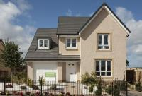 4 bed new home for sale in Burdiehouse Road...