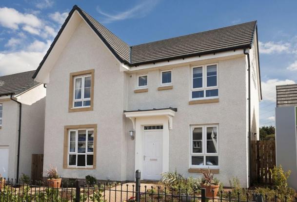 New homes in Bathgate