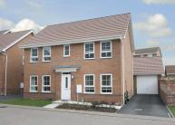 new home in Walmer Grove, Pudsey...