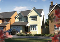 4 bed new home for sale in Westwells, Neston, SN13