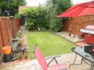 Garden has direct access to Workshop & Garage