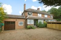 semi detached property in Liddington Hall Drive...