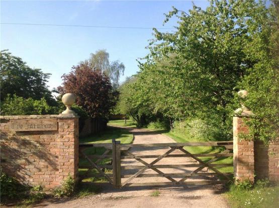 PRIVATE FRONT GATE