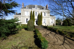 Character Property for sale in Pays de la Loire, Sarthe...