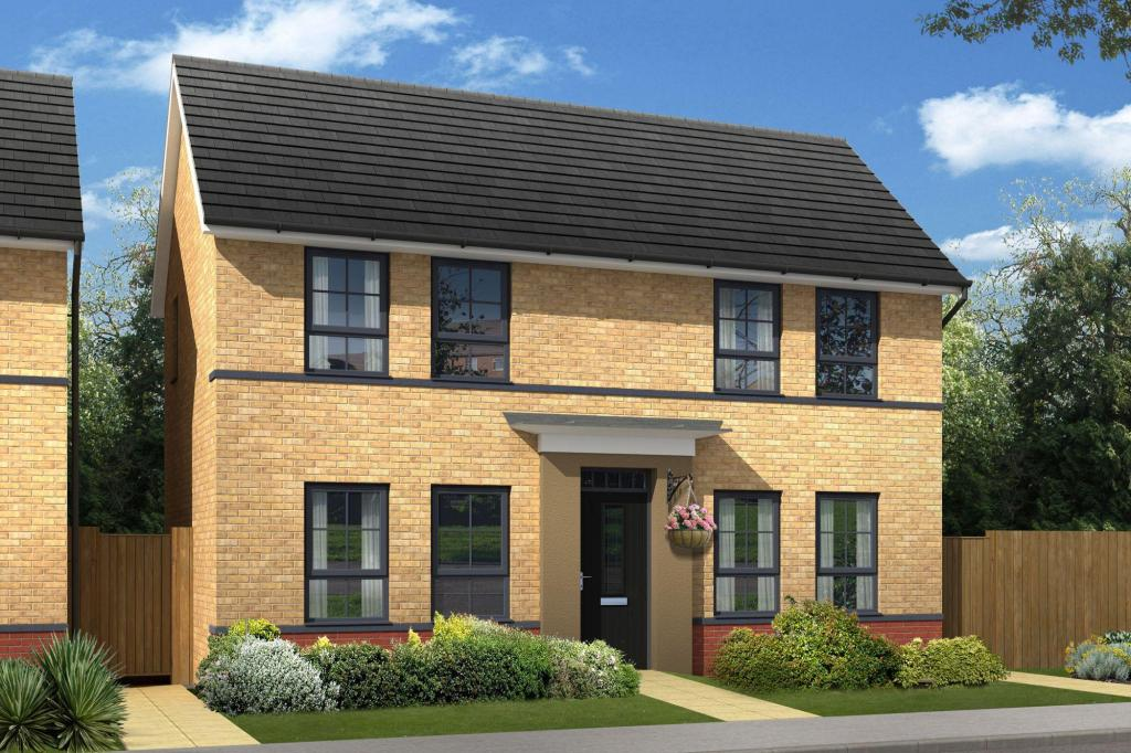 3 bedroom detached house for sale in oakfield close