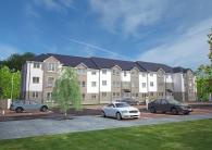 2 bed new Apartment in Holm Farm Road...