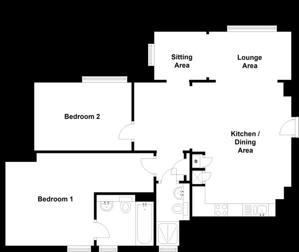 Split Level Upper Ground Floor