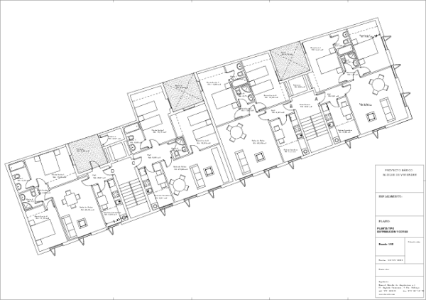 Floor plan apt D