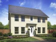 4 bed new house in Secmaton Lane, Dawlish...