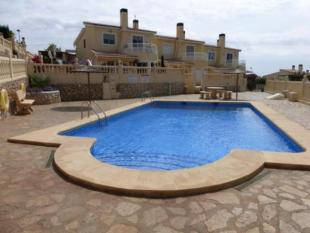 3 bed Terraced property for sale in Gata de Gorgos, Alicante...