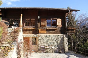 Chalet for sale in Valais, Grimentz