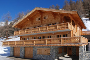 5 bedroom Chalet for sale in Valais, Zinal