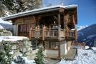 new development in Valais, Grimentz