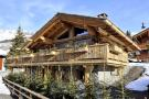 4 bed new development in Valais, Grimentz